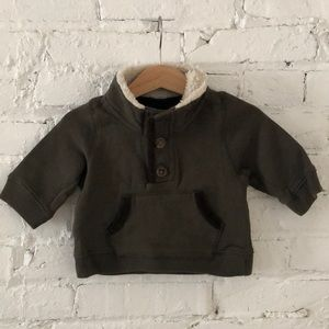 Baby Gap Green Pull Over